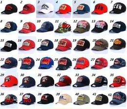 2019 sombreros de camuflaje gris Gorras de béisbol populares de Europa y los Estados Unidos Sombreros de verano para hombres Sombreros de verano 100% algodón Sombreros para sol 40