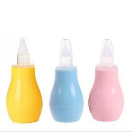 2020 nariz do bebê limpo Baby Flu Nose Cleaner Vácuo Sucção Muco Nasal Runny Aspiradores Seguros Nariz Limpo Dispositivo C5050 nariz do bebê limpo barato