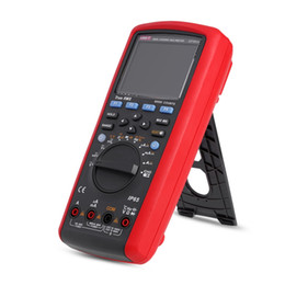 Multimètres en Ligne-True RMS Datalogging Multimètres numériques Multimètre numérique de capacité DMM w / Re-Chargeable Li-Batterie RMS Datalogging Multimeter