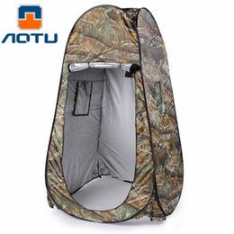 Wholesale Outdoor Camp Shower - Outdoor Shower Fishing Shower Outdoor Camping Toilet Tent Changing Room Tent With Carrying Bag
