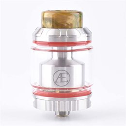 ampoules vape Promotion Atomiseur Shtiray Art Elite RTA Original Vape Mech Tank 2.5ml 3.5ml avec Bulb Glass v Advken Manta Reload Pour Ecig Mods