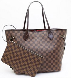 Wholesale Classic Fashion Handbags - 2018 Hot Sell Newest Classic Fashion Style Lady Shoulder handbag bag women Totes bags come with tag and dust bag M40997