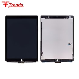 Wholesale board assembly - OEM for iPad Pro 12.9 inch Black LCD Display with Touch Screen Full Assembly lcd Panel 100% Tested replacement with board