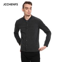 nuevo diseño uniforme Rebajas JCCHENFS 2018 Hot New hombres sudaderas moda Patchwork Design Cardigan Cardigan hombres Casual béisbol uniforme sudadera
