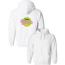 Wholesale Top Designed Hoodies Jackets - Futurama Enjoy Slurm Design Hoodies Men's Women's Girl's Boy's Cotton Sweatshirts Fashion Hip Hop Jackets Vacation Hooded Tops