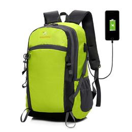 6f42a3ab5c73 canvas duffel sports bag UK - usb charging bag men  039 s sports shoulder