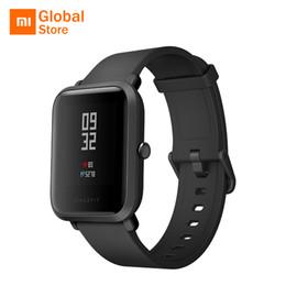"Wholesale Xiaomi Waterproof - Global Version Xiaomi Amazfit Smart Watch Youth Edition Bip BIT PACE Lite ultra-light 1.28"" Screen Waterproof GPS Four Colors"