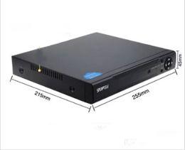 2019 tvi dvr 1080P 2mp cámara CCTV 1080N 8 canales 8 canales de vigilancia Grabador de video híbrido 5 en 1 Onvif NVR TVI CVI AHD DVR H.264 LLFA rebajas tvi dvr