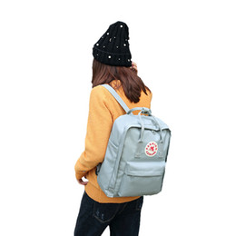 school bag teens Coupons - Small Feminine Backpack Fashion Male Backpack Youth Feminina Teenage Backpacfor Teen Girls Boys Children School Bags