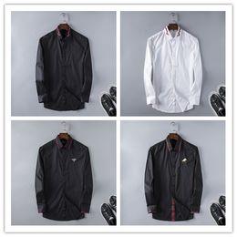 Wholesale Striped V Necks - fashion thom tb Classic striped new men's 100% cotton pure color v-neck long sleeve browne hoodies Sweatshirts