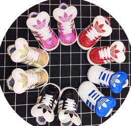pelle sintetica Sconti Morbida suola scarpe da bambino in oro PU scarpe in pelle Neonati Ragazzi ragazze primo camminatore infantile Prewalker scarpe Mocassino