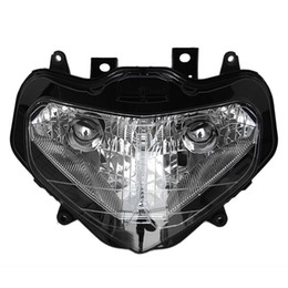 Wholesale Gsxr K2 - Motorcycle Headlight Assembly For Suzuki 2001 2002 GSXR 600 750 GSXR 1000 K1 K2 YF