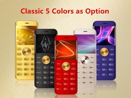Wholesale Multi Sim Mobiles - Luxury Unlocked Super Thin Dual Sim Card mobile cell phone bluetooth dialer 1.44'' Curved screen Intelligent Anti-theft Metal mini cellphone