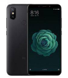 Wholesale india proof - Original Xiaomi Mi 6X Mi6X Global Firmware Octa Core 64GB 128GB Dual AI Camera 20.0MP 5.99inch 4G LTE Unlocked Mobile Phone