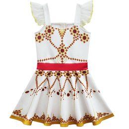 Wholesale kids ballerina dress - Movie Ballerina Felicie Cosplay Costume for Girls Dress Halloween Costume for Kids Sleeveless Dress Wholesale & Dropshipping