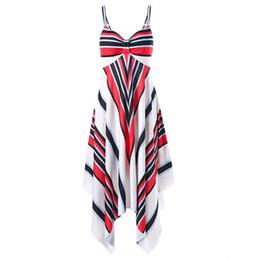 f99ac173dd2e Female Maternity Swimwear Newest Sexy Padded Skirt Swim Wear Stripe Women One  Piece Swimsuit Beachwear Bathing Suit Dress