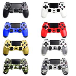 hochwertiger joystick Rabatt PS4 Controller Hochwertiger Wireless Bluetooth Game Controller für PS4 Controller 4 Joystick Gamepad für PS4 Konsole 3008044