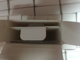 Wholesale apple wall charger oem - AAAA OEM Quality 5W 5V 1A US EU Plug USB AC Power Adapter Wall charger Home Charger A1385 A1400 With retail box