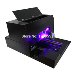 Wholesale a3 photo - UV printer flatbed a3 size with 1390 print head