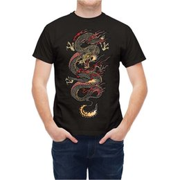 34170a4f55201 T-shirt Arts Martiaux Traditionnel Chinois Dragon T26468 Cool Casual fierté  t-shirt hommes Unisexe New Fashion tshirt peu coûteux dragon traditionnel  ...