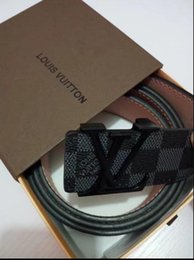 Wholesale Metal Belts Women - High quality designer belts men Jeans belts Cummerbund belts For men Women Metal Buckle with the box13