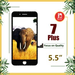 Wholesale Function Bars - AAA Quality LCD Display & Touch Screen Digitizer Full Assembly for iPhone 7 Plus with 3D Touch Function 5.5 Inch Free DHL