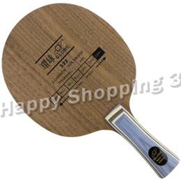 2019 raquetes de tênis de mesa dupla felicidade Lâmina de tênis de mesa Globe 522