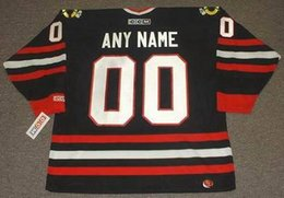 Custom Chicago Blackhawks Jersey Men Women Youth Goalie Cut Customized with  any name   number Vintage CCM Old Hockey Jerseys All Stiched caa05ed7a