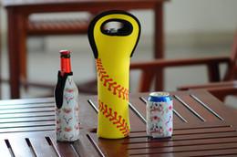 Wholesale Gift Fabric - 750 ml Neoprene Wine Case Bottle Bags Personalized Custom Gift Bag Neoprene Beer Storage Wedding Birthday Anniversary Party Decor DDA403
