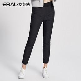 Wholesale Parka Pants - ERAL Women's Winter Parka Pant Warm Casual Solid Down Pencil Pants 2017 New High Quality Female Pants ERAL11019-FDAB