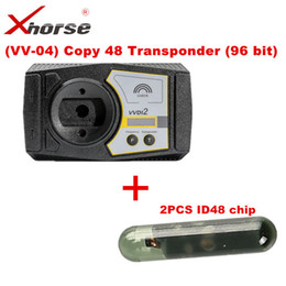 Wholesale immobilizer programmer saab - (VV-04) Copy 48 Transponder (96 bit) Authorization Function Get Free (VV-05) For MQB immobilizer function and 2PCS ID48 Chip