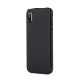 Coque Aspiration Magnétique Covert Ultra-mince TPU Givré Antichute et Antichoc pour iPhone Xs Max XR X 6 7 8 Plus Noir ? partir de fabricateur