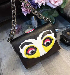 Wholesale Leather Zipper Mask - Classic TURENNE PM Designer Women Mask Handbag chain bags High Quality Floral Print handbags Tote Purse Day Clutch Cross Body Shoulder Bags
