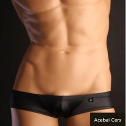 Argentina 2017 TM boxeadores de ropa interior para hombre, sexy gay underwear hombres boxeadores cortos cueca gay, cueca sexy hot hombres homens de cuecas entrega gratuita supplier mens sexy nylon shorts Suministro