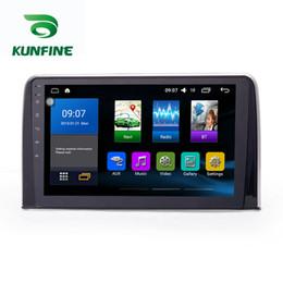 pantalla táctil de radio crda honda Rebajas Octa Core ISP + 2.5D 32G Android 7.1 Car DVD GPS Reproductor de navegación sin aire del coche estéreo para Honda CRV 2017 Radio Headunit Wifi Bluetooth
