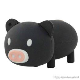 cerdo palo Rebajas Nueva marca de dibujos animados Usb Flash Drive Cute Pig Pen Drive 32 GB Regalo Stick USB 5 COLORES nueva llegada U56