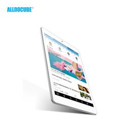 Tablette pc 7,85 zoll online-ALLDOCUBE iplay8 7,85 Zoll Android6.0 MTK MT8163 Viererkabelkern 1GB 16GB 1024 * 768 IPS-Tablet PC Dual Wifi 2.4G / 5G Micro HDMI GPS Neu