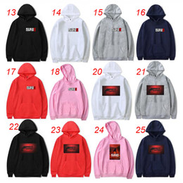 1f8999da509 36 Colors Red Dead Redemption 2 Unisex Hoodie Cartoon Print Hooded Pullover  Sweatshirt Women Men Autumn Winter HipHop Hoodies Tops 2XS-4XL