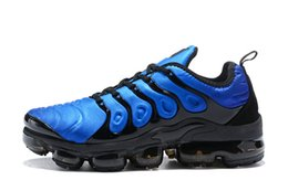 Wholesale Pa Lights - wholesale Men Requin Pas Cher Fashion air Tn running Shoes Sales TOP Quality Cheap France Basket Tn Requin Chaussures Size 40-45.