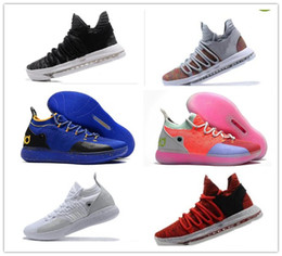 861a0bffdbaf Top Quality Mens KD 11 Basketball Shoes Oreo Sports Shoes Kevin Durant 11  Mens Trainers Designer KD11 Sneakers Size 7-12