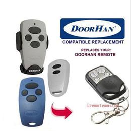 Substituição remota do código rodoviário on-line-Para DOORHAN Substituição Rolling Code 433 MHZ porta da garagem Controle Remoto DHL frete grátis