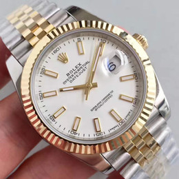 Wholesale cm steel - 2014 Top AAA+ Quality Luxury Brand Watches Rolex 40mm Watch Automatic Movement Steel Band Sapphire Glass Mens Master Watch With Green Box 4#