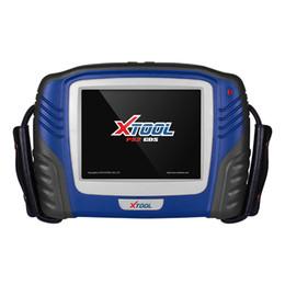 Wholesale online automotive tools - Original Xtool PS2 GDS Gasoline Version Professional Car Diagnostic Tool PS2 GDS Free Update Online without Plastic box