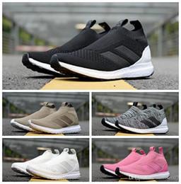 Бекхэм обувь онлайн-ACE 16 PureControl Ultra Boost Beckham Uncaged повседневные носки Обувь Высочайшее качество для мужчин, женщин Кроссовки Boost с коробкой