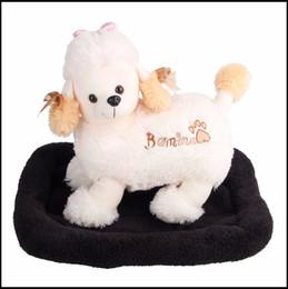 Katze Betten Luxus Rabatt Neue Berber Fleece Hund Haus Warme Weiche Haustier