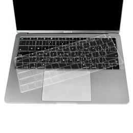 Canada Couverture de peau de protecteur de clavier de Tpu Silicon Transparent pour A1932 New Macbook Air 13.3 Offre