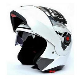 2019 migliore trasporto del motociclo tFree Shipping 2018 Nuovi arrivi Best Sellers Caschi per moto sicuri Raccogli il casco con una visiera interna disponibile migliore trasporto del motociclo economici