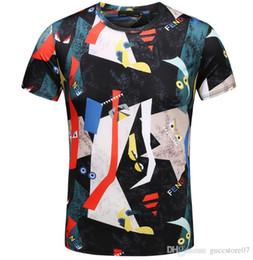 Argentina Nuevo diseñador de lujo Primavera Verano Diseñador de ropa Marca de lujo Mens T-shirt Letra Serpiente simple T Shirt Camiseta Runway Tee Tamaño M-3XL Suministro