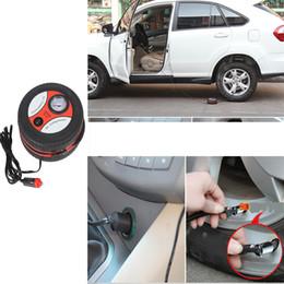 Wholesale Mini Electric Air Pump - Mini Portable Car Air Compressor 12V Electric Auto Tire Pump Inflater