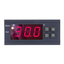 digital temperature controller thermocouple Promo Codes - Digital Temperature Controller thermal regulator digital infravermelho Thermocouple thermostat-50~110 Celsius Degree with Sensor